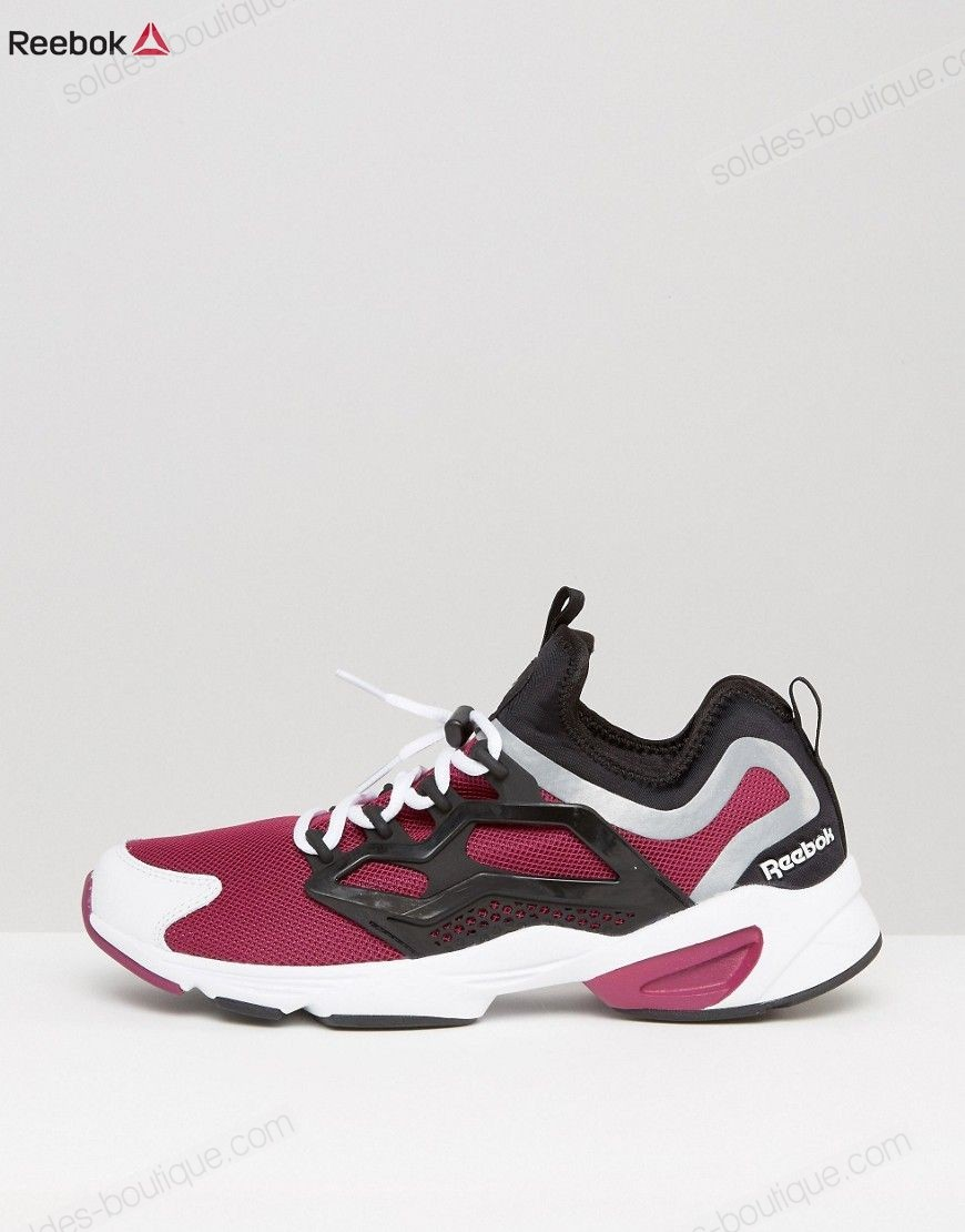 Reebok Fury Adapt - Baskets # [Vente Reebok] - Reebok Fury Adapt Baskets # [Vente Reebok]-01-2