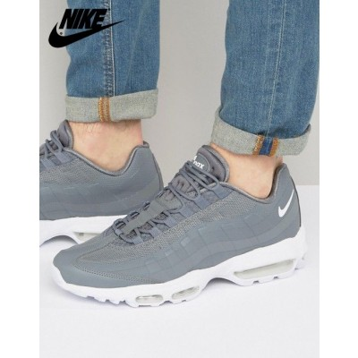 Nike Air Max 95 Ultra Baskets Gris [Nike Soldes]-20