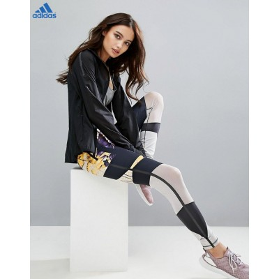 [Adidas Pas Cher] & Adidas Training Leggings imprimé Wow-20
