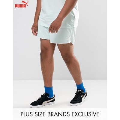 {Boutique Officiel Puma} // Puma PLUS Short en tulle rétro Bleu-20